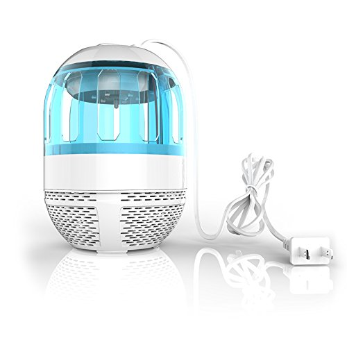 Mosquito Trap, Electronic UV Light Lamp Flies Insect Killer