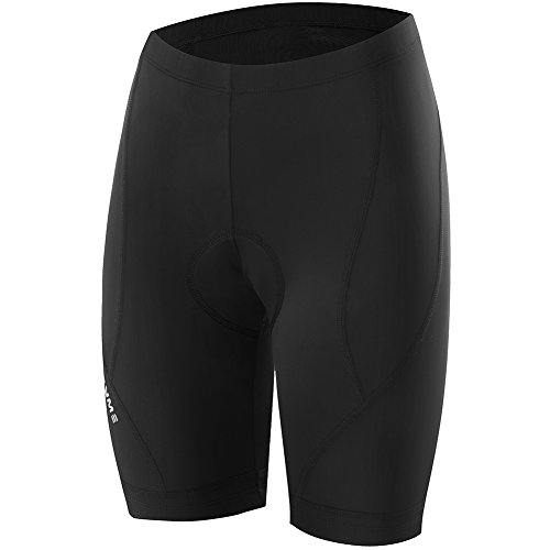 4ucycling Women S Cycling Spinning 3d Padded Brief
