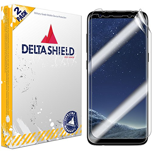Galaxy S8 Case, Diztronic Full Matte TPU Series Rev  2- Slim