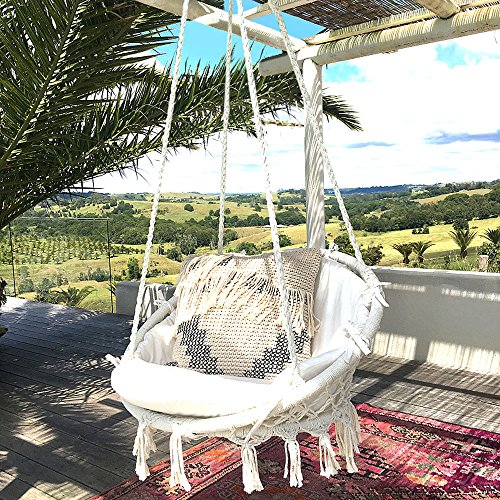 Two Hanging Styles: There Are Two Ways To Hang Your Macrame Hammock Chair:  Swing Style And Pivot Style If You Decide To Hang Your Hammock ...