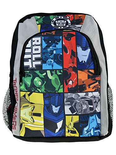 Transformers Kids Autobots Backpack – LemyDaby