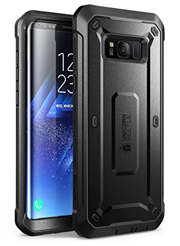 best website 5421a 8bdc8 Galaxy S8 Case, Seacosmo Full Body Military Rugged Heavy Duty ...