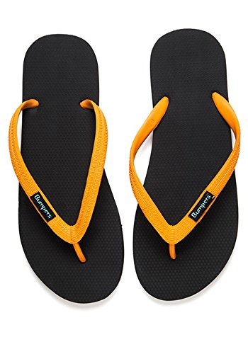 8ef565924b75f Bumpers Men s Massage Flip-Flops Eco-Friendly Anti-Slipping Soft ...