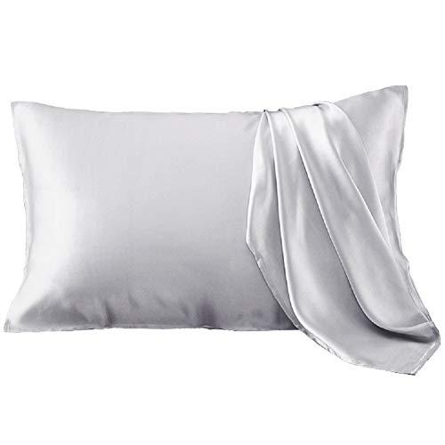 Yanibest Silk Pillowcase For Hair And Skin 600 Thread